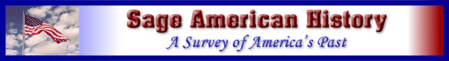 Logo for Sage American History: A Survey of America's Past